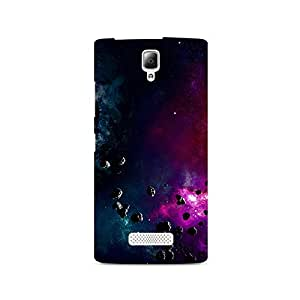TAZindia Designer Printed Hard Back Case Cover For Lenovo A2010