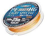 サンライン(SUNLINE) ライン SaltWater Special PEジガーHG ライトスペシャル 200m 25lb