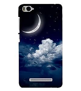 PRINTSHOPPII NATURE NIGHT Back Case Cover for Xiaomi Redmi MI 4C::Xiaomi Mi 4C