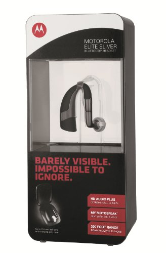Motorola-ELITE-SLIVER-Bluetooth-Headset