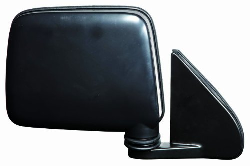 Depo 315-5405R3MB Black Passenger Side Manual Mirror (1996 Nissan D21 Mirrors compare prices)
