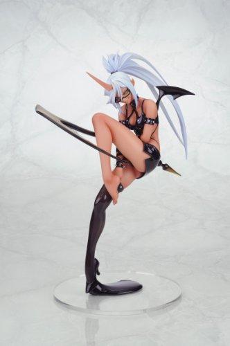 SIF EX Panty & Stocking with Garterbelt ニーソックス (塗装済みPVC完成品)