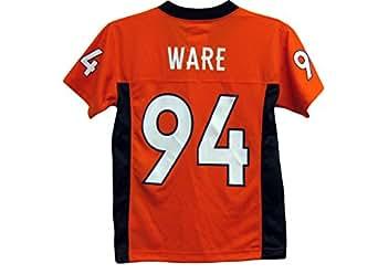 DeMarcus Ware Denver Broncos Orange NFL Youth 2014-15 Season Mid-tier Jersey Size Medium 10-12