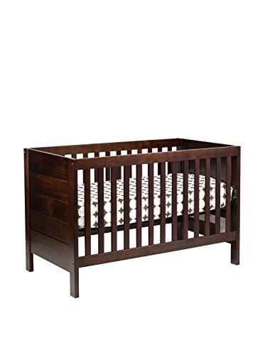 Babyletto Kid's Modena 3-in-1 Convertible Crib, Espresso