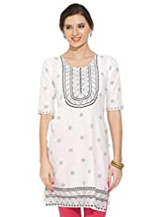 LOVELY LADY Ladies Cotton Printed KURTI - B00O7OBZ0E