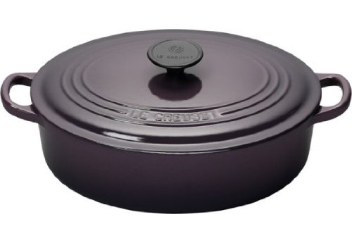 Le Creuset Enameled Cast Iron 3 1 2 Quart Oval Wide French