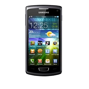Samsung Wave 3 S8600 | Black