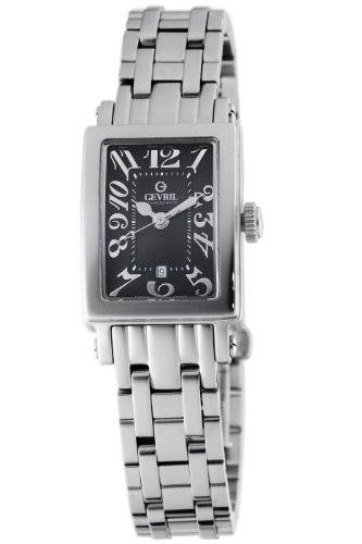 Gevril Women's 8042NB Super Mini Quartz Steel Watch