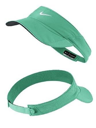 Women's NIKE [Atomic Green] Tennis DRI-FIT Visor Adjustable