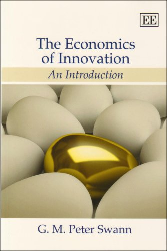 The Economics of Innovation: An Introduction