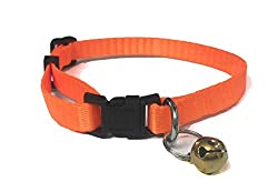 Super Cat Adjustable Collar with Bell