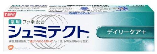 薬用シュミテクト デイリーケア+ 90g