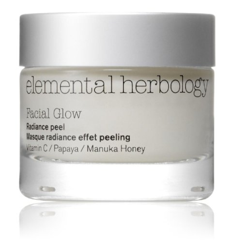 Elemental Herbology Facial Glow - Radiance Peel-1.7 Oz.