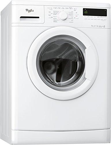 Bauknecht AWO 8S784 Waschmaschine Frontlader / A+++ B / 1400 UpM / 8 kg / white / Energieeffizienzklasse A+++ / Unterbaufähig