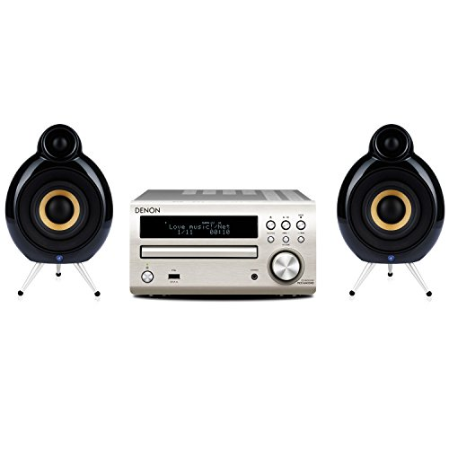 Deals For Denon D-M40DAB CD/DAB System (Silver