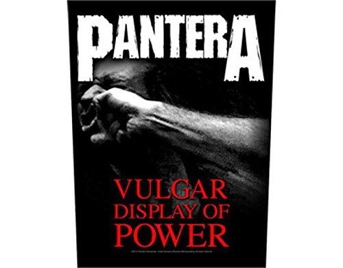 Pantera - Vulgar Display of Power - Grande Toppa/Patch