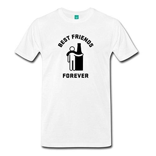 BFF Best Friends Forever Men's Premium T-Shirt by Spreadshirt