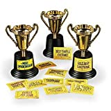 Halloween Costume Contest Trophy - Set of 12