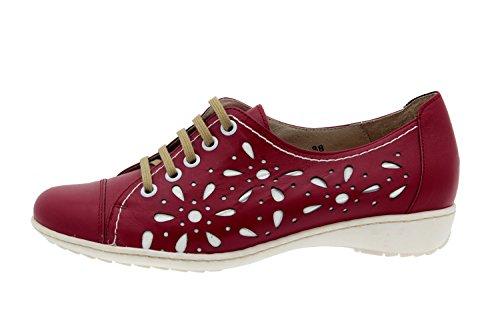 Scarpe donna comfort pelle Piesanto 4753 scarpe soletta estraibile sportive comfort larghezza speciale