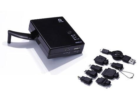 クオリティトラストジャパン 手回し充電付き リチウムバッテリー充電器