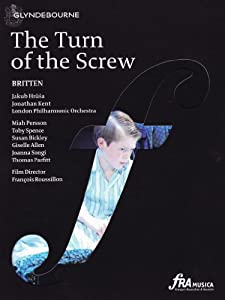 Britten: The Turn of the Screw (Toby Spence, Miah Persson, Susan Bickley, Giselle Allen - Glyndebourne Production) [DVD] [2012]