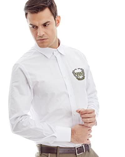 Versace Jeans Collection Camicia Uomo [Bianco]