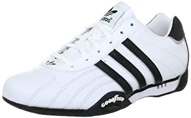 Adidas Adi Racer Low white-black 11.5 UK: Amazon.co.uk