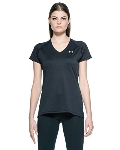Under Armour T-Shirt Manica Corta Ua Tech Short Sleeve [Nero]