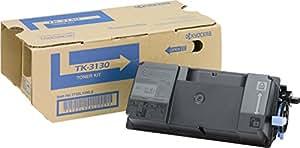 Kyocera 1T02LV0NL0 TK-3130 Tonerkartusche 25.000 Seiten, schwarz