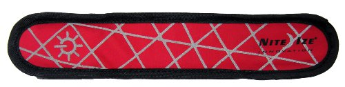 Nite Ize Marker Band With Wave Pattern (Red, 6.8 -Inch )