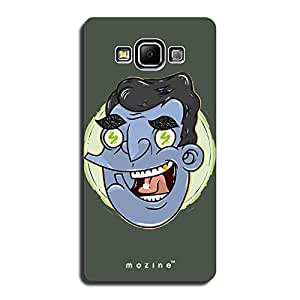 Mozine Dollar Dude printed mobile back cover for Samsung A5