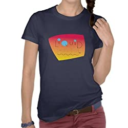 Liquid Television: Logo Tee - Girls