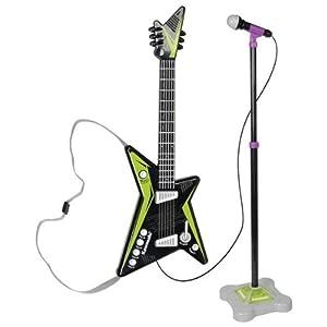 Kawasaki Stage Mic And Guitar Set