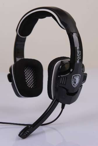 Sades Sa-922 Speaker, Designed For Game Player, With High-Precision Sound Source Position, By Gemini Doctor