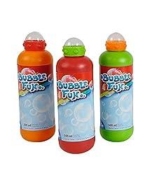 Simba Bubble Fun 500Ml Bubble Liquid, 8Pcs/Box, Multi Color