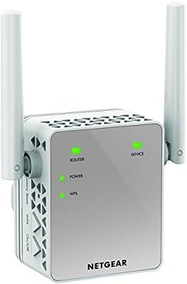 NETGEAR WiFi Range Extender (Wi-Fi booster)