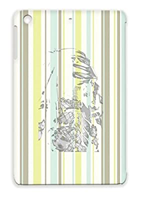 Predator Gray For Ipad Mini Aliens Vs Predator Depredador Yautja Alien 2 Art Design Avp Predators Painting Drawing Protective Hard Case