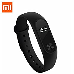 Xiaomi Mi Band 2 Smart Activity Tracker Heart Rate Monitor With OLED Display