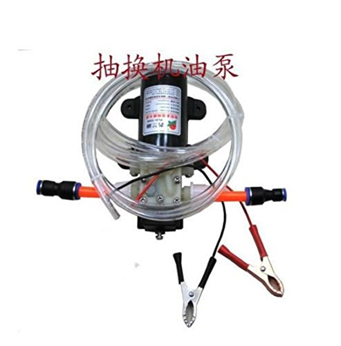 Professional Electric 12V oil Pump Diesel Fuel Oil Engine Oil Extractor (Electric Oil Pump 12v compare prices)