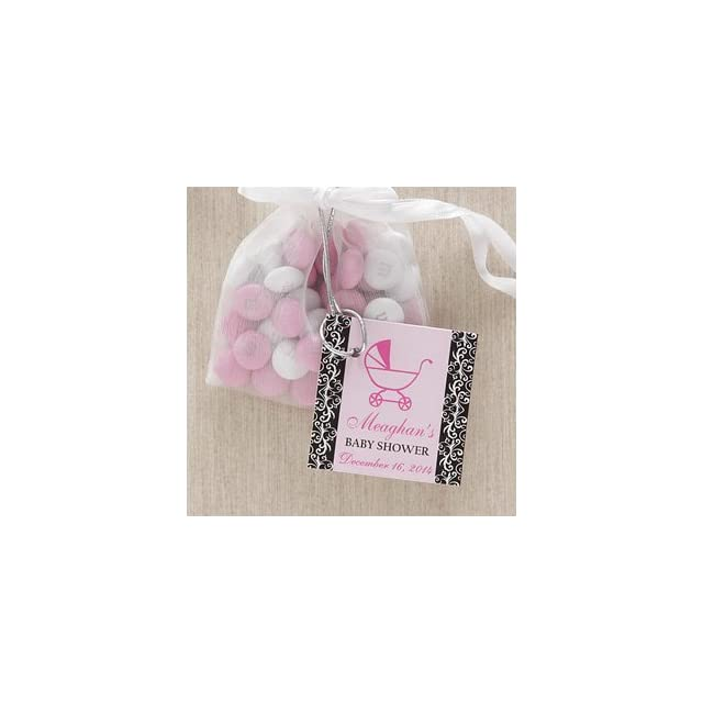 Little Darling Personalized Baby Shower Party Favor Tag