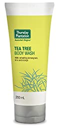 Thursday Plantation Tea Tree Body Wash Cream -- 6.8 fl oz