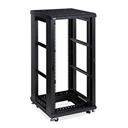 Linier No Doors and Side Panels Open Frame Server Rack Size: 27U