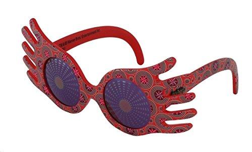 [Harry Potter LUNA LOVEGOOD SPECTRA SPECS GLASSES Costume Hot seller item] (Spectra Costumes)