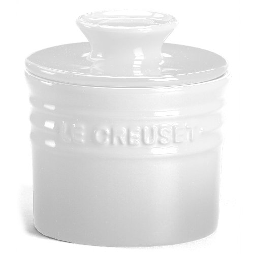 le-creuset-stoneware-butter-crock-6-ounce-white