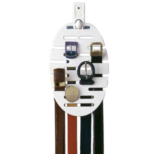Rayen-Grtelaufhnger-mit-selbstklebender-Halterung-fr-bis-zu-20-Grtel