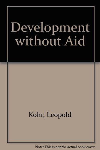 Development Without Aid: The Translucent Society (Development Without Aid compare prices)
