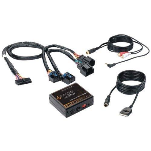 isimple-ishy572-gateway-automotive-audio-input-interface-kit-for-2007-08-hyundai-sante-fe