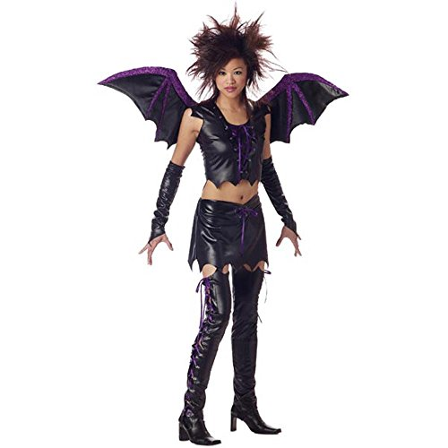 Teen Vixen Bat Girl Halloween Costume (Teen 3-5)