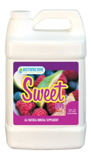 Botanicare Bcnsswb55 55-Gallon Botanicare Sweet Carbo Berry Supplement For Plants