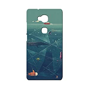 G-STAR Designer Printed Back case cover for Huawei Honor X - G0234